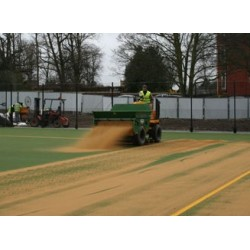 Synthetic Surface Sports Sand